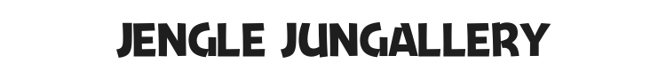 Jengle Jungallery Font Preview