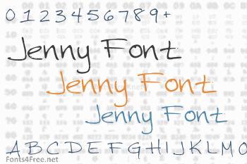Jenny Font