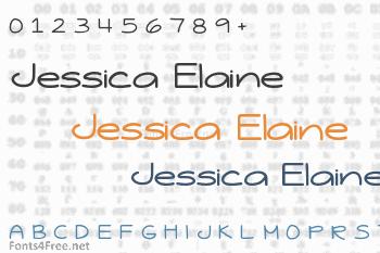 Jessica Elaine Font