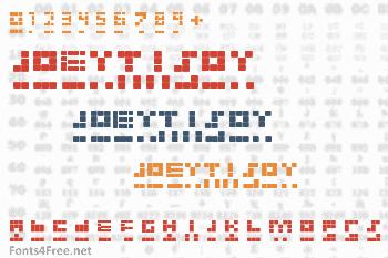 Joeytisoy Font