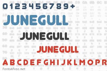 Junegull Font