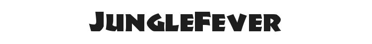 JungleFever Font Preview