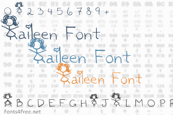 Kaileen Font