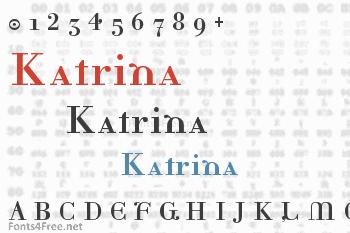 Katrina Font