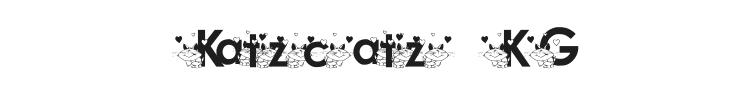 Katzcatz KG Font Preview