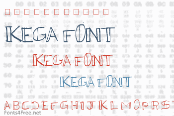 Kega Font