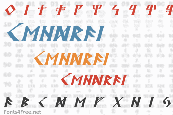 Kehdrai Font