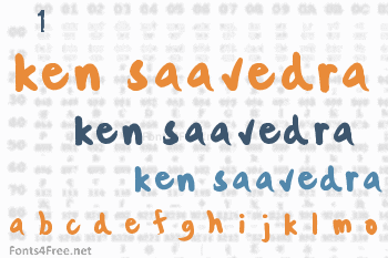 Ken Saavedra Font