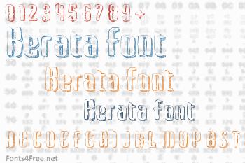 Kerata Font