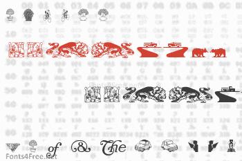 Kidings Free Font