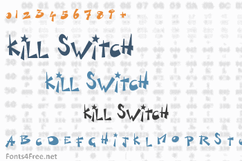 Kill Switch Font