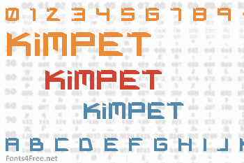 Kimpet Font