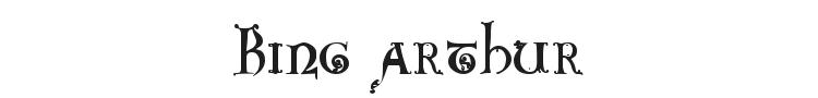 King Arthur Font