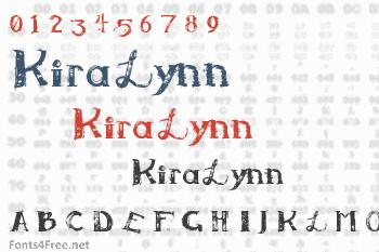 KiraLynn Font