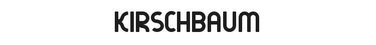 Kirschbaum Font Preview