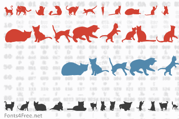Kitty Cats Font