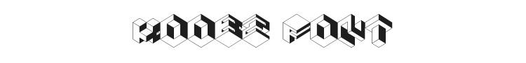 Koobz Font Preview