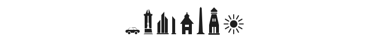 Kota Surabaya Font Preview