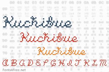 Kuchibue Font