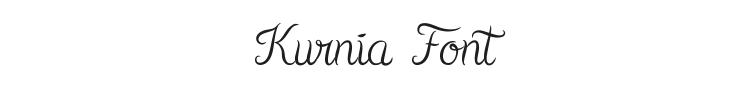 Kurnia Font