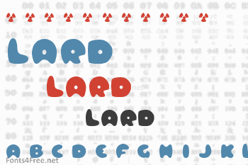 Lard Font