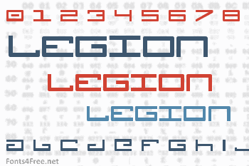 Legion Font