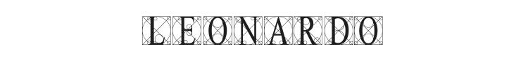 Leonardo Font Preview