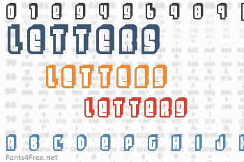 Letters Font