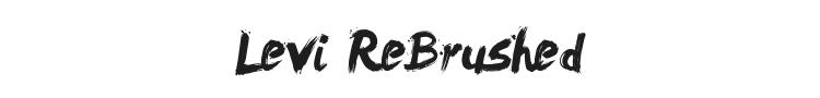 Levi ReBrushed