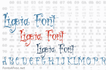 Ligeia Font