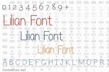 Lilian Font