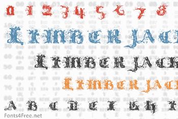 Limberjack Font
