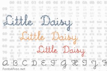 Little Daisy Font