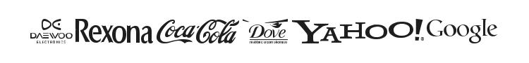 Logos Font Preview