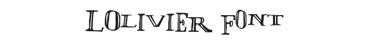 LOlivier Font Preview