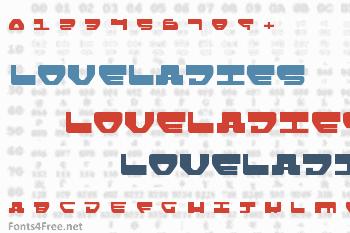 Loveladies Font