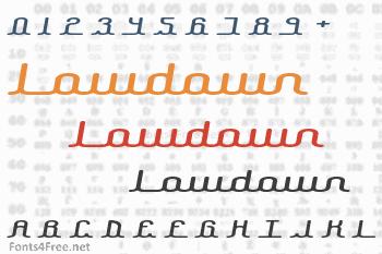 Lowdown Font