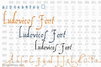 Ludovicos Font