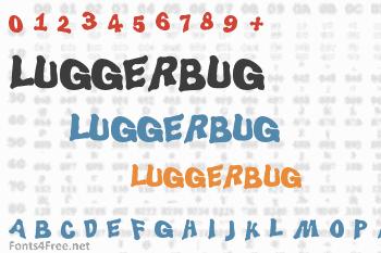 LuggerBug Font