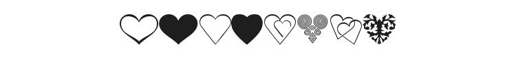 Luv N Kisses Font