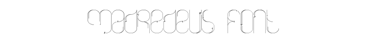 Madredeus Font Preview