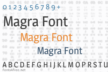Magra Font