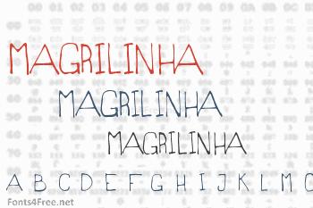 Magrilinha Font
