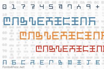 Magzetician Font