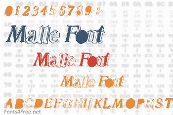 Malle Font