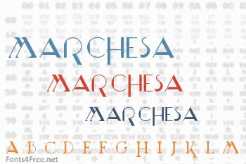 Marchesa Font