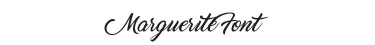 Marguerite Font Preview