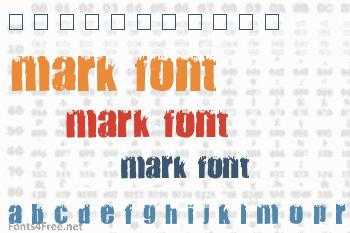 Mark Font