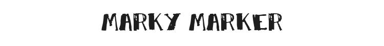 Marky Marker