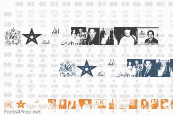 Maroc Font
